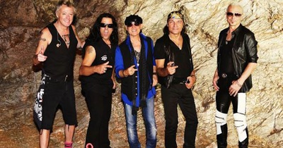 Scorpions опублікували невидане раніше відео