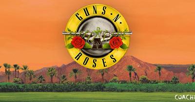 Guns N' Roses об'єднаються в квітні