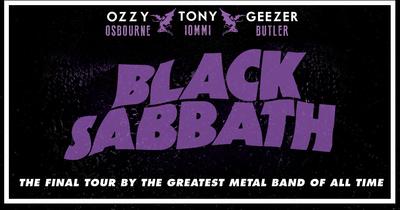 Black Sabbath випустять міні-альбом The End