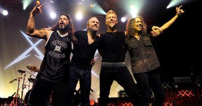Metallica стали послами Дня музичного магазину