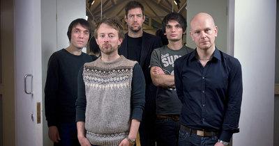 Radiohead вирушать в світове турне
