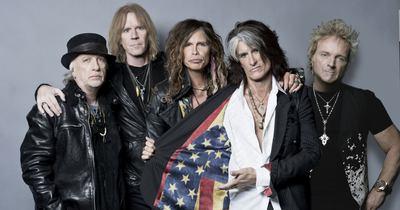 Aerosmith вирушать в фінальний тур в 2017