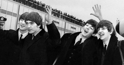 Знайдено раритетне відео The Beatles