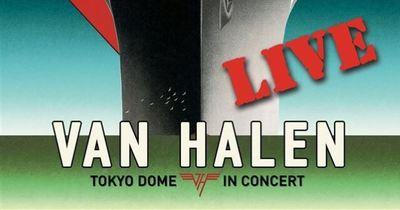 Гурт Van Halen випустить новий концертник в березні