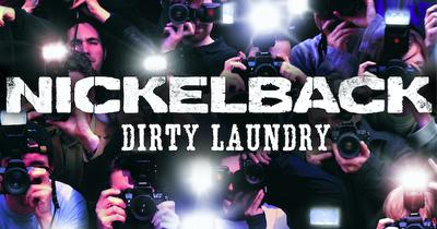 Nickelback випустили кавер на Dirty Laundry Дона Хенлі