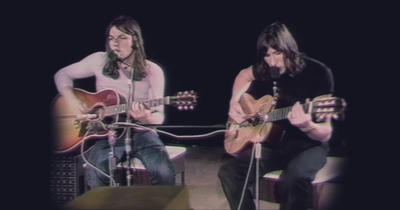 Pink Floyd випустили відео Grantchester Meadows