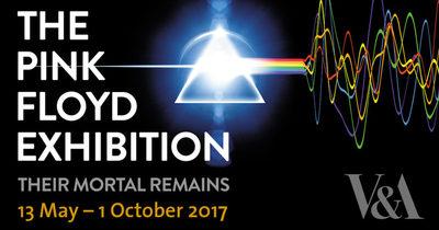 Виставка присвячена Pink Floyd відкриється в Лондоні