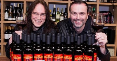 Blind Guardian запустили власну марку вина