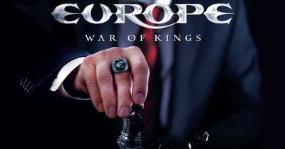 Europe показали перше відео з нового альбому