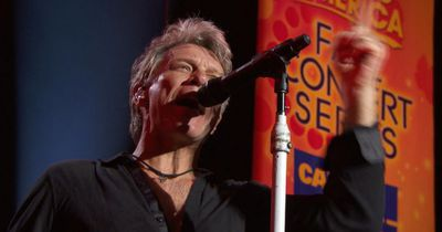 Bon Jovi зіграли заголовний сингл нового альбому наживо