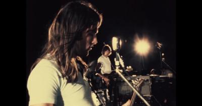 Pink Floyd опублікували відео Green Is The Colour