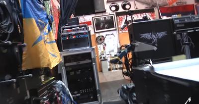 Український прапор у свіжому відео Metallica