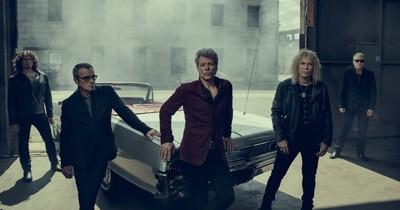 Bon Jovi видали новий альбом This House Is Not for Sale