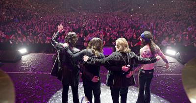 Black Sabbath завершили американську частину туру The End