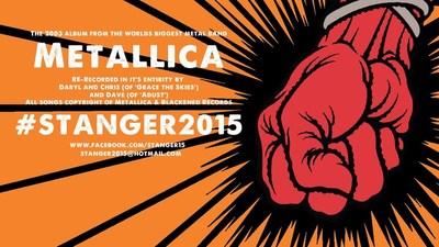Музиканти-фанати перезаписали альбом St. Anger