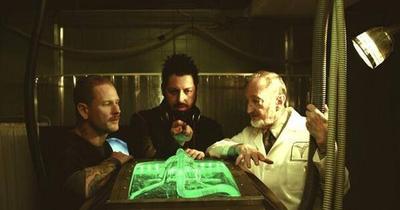 Stone Sour представили відео на пісню The Dark