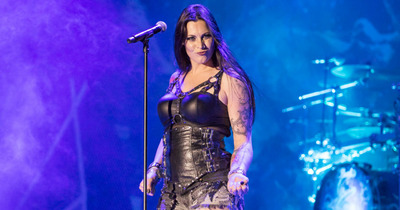 Флор Янсен з Nightwish народила доньку