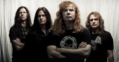 Матеріал для нового альбому Megadeth майже готовий