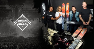 Metallica випустить власну лінію спортивного обладнання