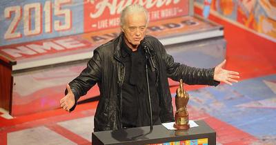 Джиммі Пейдж отримав нагороду The Rock'N'Roll Soul Award