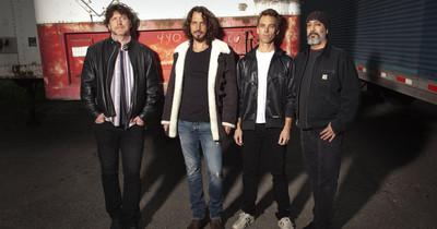 Soundgarden видасть новий альбом наступного року