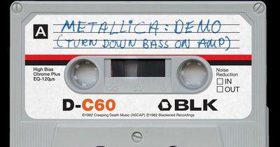 Metallica випустить ремастер альбому на касетах