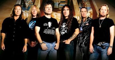 Iron Maiden закінчили роботу над новим альбомом