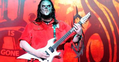 Гітарист Slipknot потрапив до лікарні після бійки с братом