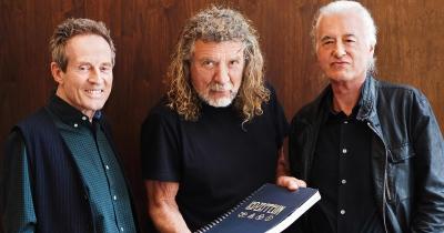 Led Zeppelin випустили офіційну автобіографію