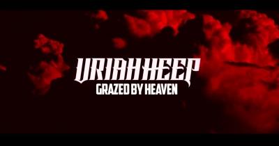 Uriah Heep опублікували відео Grazed By Heaven