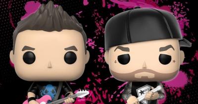 Blink-182 матиме власну серію фігурок Funko Pop