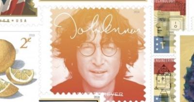 Американська пошта випустить марку з Джоном Ленноном