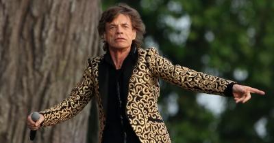 Rolling Stones працюють над новим матеріалом