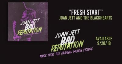 Джоан Джетт випустила новий трек Fresh Start