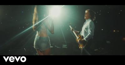 Нове відео Пола Маккартні Back In Brazil