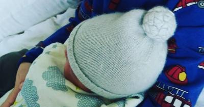 Біллі Корган вдруге став батьком