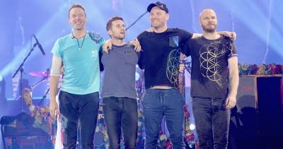 Coldplay готує до випуску бокс-сет