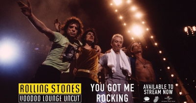 Rolling Stones перевидадуть Voodoo Lounge