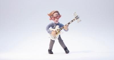 Дивіться на пластилінового Еріка Клептона в новому кліпі