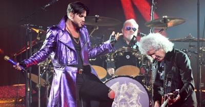 Queen анонсували новий тур з Адамом Ламбертом