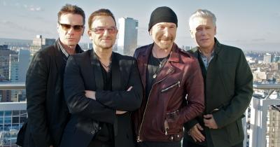 U2 очолили рейтинг високооплачуваних музикантів