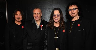 Black Sabbath отримають Греммі за життєві заслуги