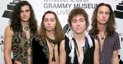 Greta Van Fleet втомилися від порівнянь з Led Zeppelin