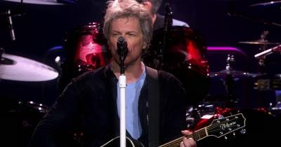 Bon Jovi оприлюднили нове відео