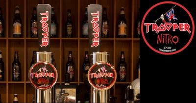 Iron Maiden випустили нове пиво Trooper Nitro