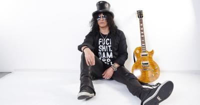 Слеш підтвердив новий альбом Guns N' Roses