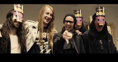 Нове відео від Слеша та The Conspirators