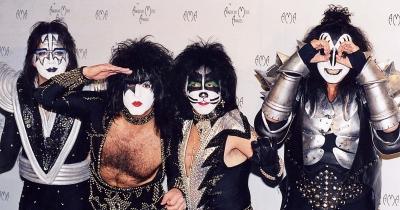 Джин Сіммонс розповів, скільки зароблять Kiss у турі