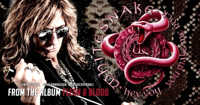 Whitesnake представили пісню з нового альбому