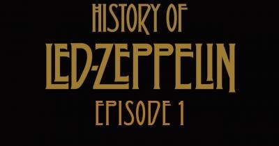 Led Zeppelin опублікують документальний серіал